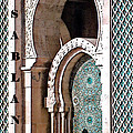 Casablanca Mosque by Linda  Parker