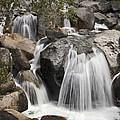Cascade Creek Cascade by Wes and Dotty Weber