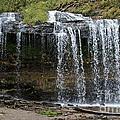 Cascade Falls by Susan Herber