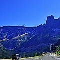 Cascade Mountain Range by Jack Moskovita