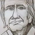 Cash Caricature by Pete Maier