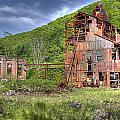 Cass Sawmill by Tom Steele