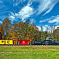 Cass Scenic Railroad by Steve Harrington