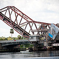 Cass St. Bridge Tampa by Herman Boodoo