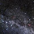 Cassiopeia And Cepheus Constellations by Eckhard Slawik