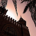 Castell Dels Tres Dragons - Barcelona by Juergen Weiss