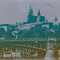 Castillo De Praga by Naxart Studio
