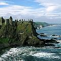 Castle At The Seaside, Dunluce Castle by The Irish Image Collection