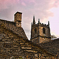 Castle Combe Medieval Church by Jon Berghoff