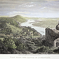 Castle Donaustauf, 1823 by Granger