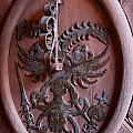 Castle Doorknocker by Christiane Schulze Art And Photography