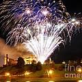 Castle Illuminations by John Kelly