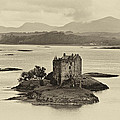Castle Stalker by Chris Thaxter