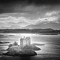 Castle Stalker by Simon Marsden