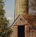 Castorland Barn by Dennis Comins