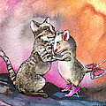 Cat And Mouse Reunited by Miki De Goodaboom