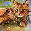 Cat King by Miriam  Schulman