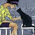 Cat Talk by Georgiana Chitac