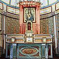Cataldo Mission Altar - Idaho State by Daniel Hagerman