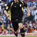 Catalonia National Team Player by Agusti Pardo Rossello