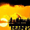 Catch A Sunset by Stephen Warren
