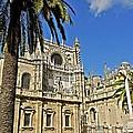 Catedral De Santa Maria De La Sede - Sevilla by Juergen Weiss