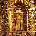 Cathedral De La Almudena by John Greim