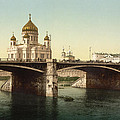 Cathedral Of Christ The Saviour - Moscow Russia by International  Images