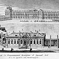 Catherine Palace, 1761 by Granger
