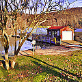 Catoctin Lake Boathouse by Stephen Younts