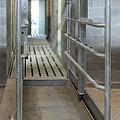 Cattle Foot Bath Walkway by Jaak Nilson