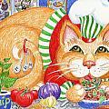 Catzi Cacciatore by Dee Davis