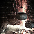 Cauldrons on the fire