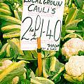 Cauliflower by Tom Gowanlock