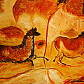 Cave Painting by Mark Malone