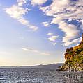 Cave Rock - Lake Tahoe by John Waclo
