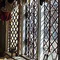 Cecilenhof Palace Window by Jon Berghoff
