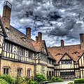Cecilienhof Palace At Neuer Garten Berlin by Jon Berghoff