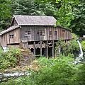 Cedar Creek Grist Mill by Fred Russell