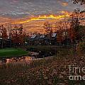 Cedar River Sunrise by Bryan Heaps