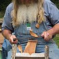 Cedar Shake Shavings by Kent Dunning