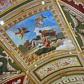 Ceiling Inside Venetian Hotel by Jon Berghoff