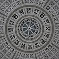 Ceiling by Lloyd  Silverman