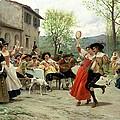 Celebration by William Henry Hunt