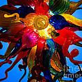 Celestial Glass 7 by Xueling Zou