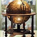 Celestial Globe, 17th Century by Detlev Van Ravenswaay