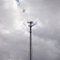 Cell Phone Tower by Paul Edmondson