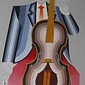 Cellist by Bosco Alvarado