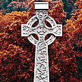 Celtic Cross by Bill Cannon