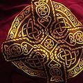 Celtic Cross by Margaret Bobb
